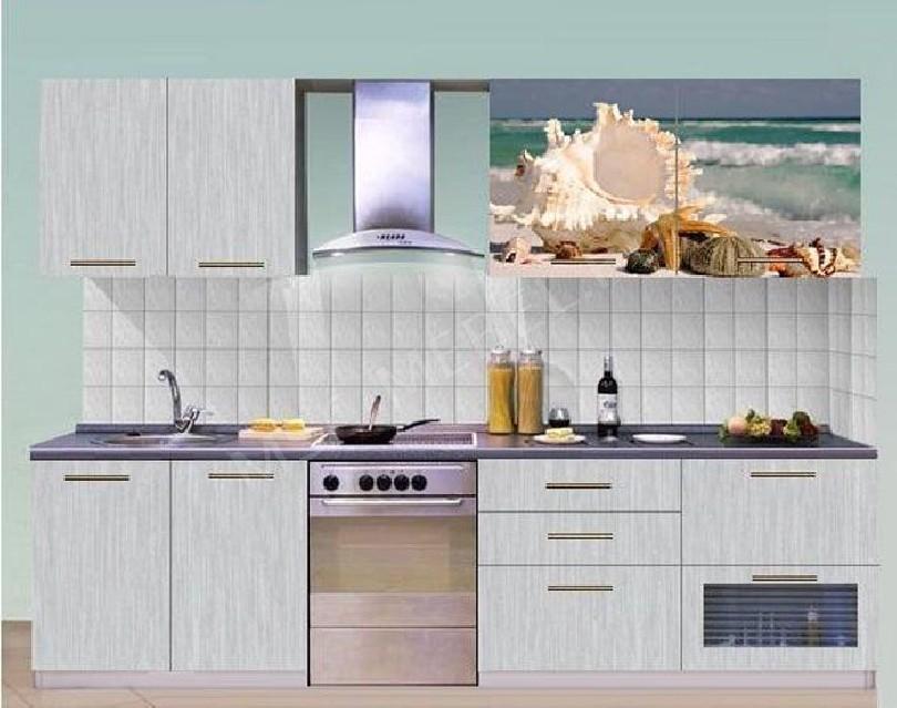 Фото Кухня с фотопечатью Карина - 2