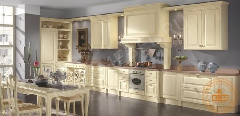 Классическая кухня Адель