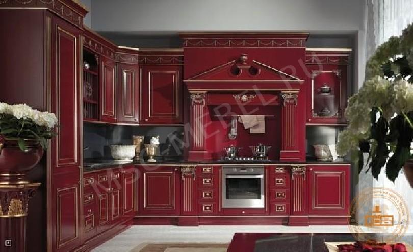 Классическая кухня «Вишня»