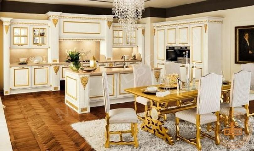 Фото Классическая кухня «Креона»