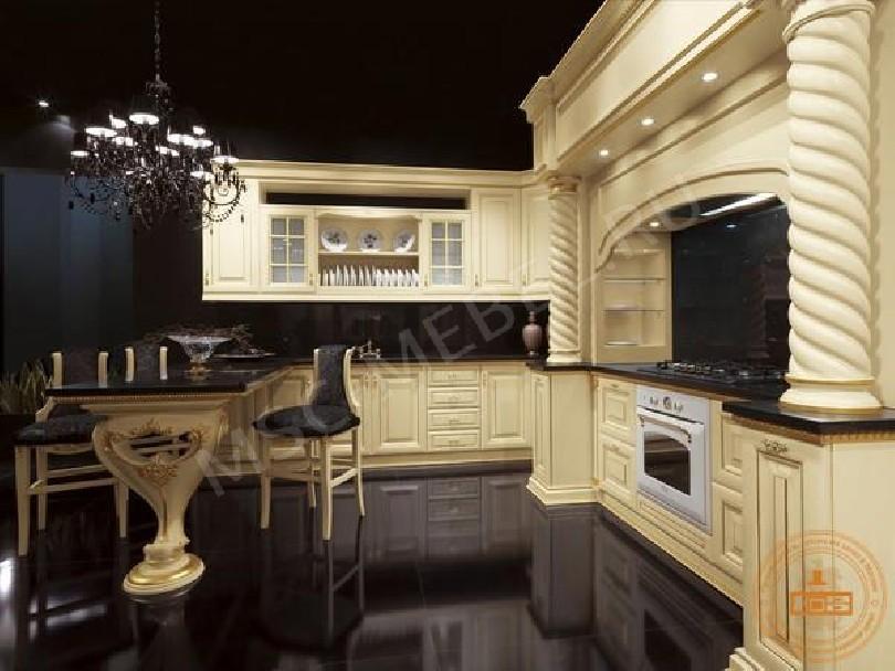 Фото Классическая кухня «Ника»