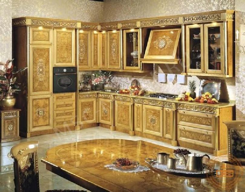 Классическая кухня «Плаза»