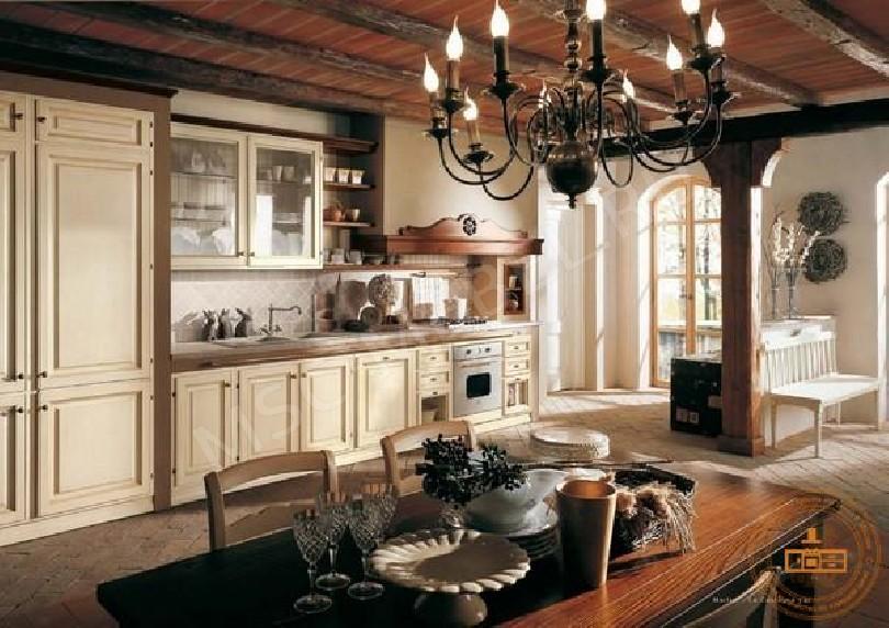 Фото Классическая кухня «Амели»