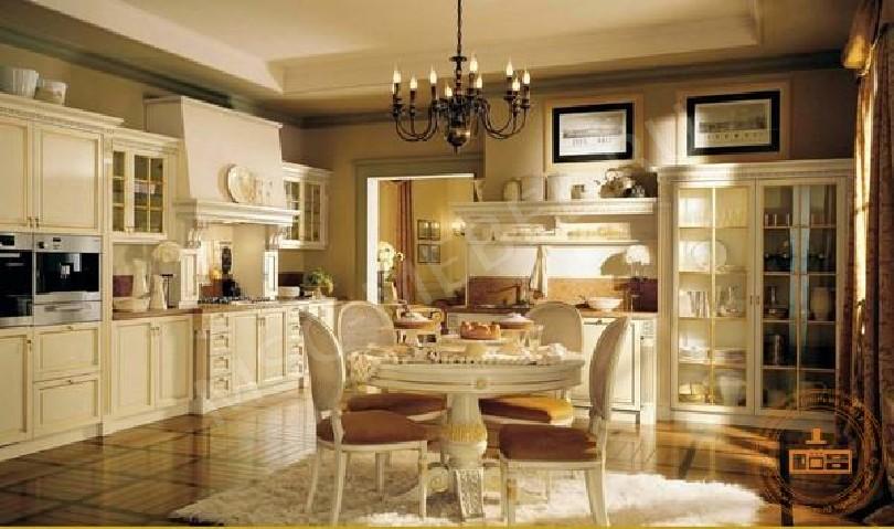 Фото Классическая кухня «Аресто»