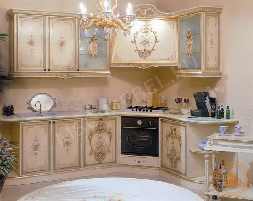 Кухня в классическом стиле Валенсия
