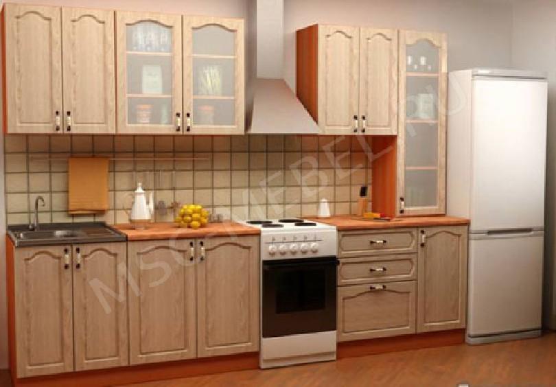 Недорогая кухня «Борго»