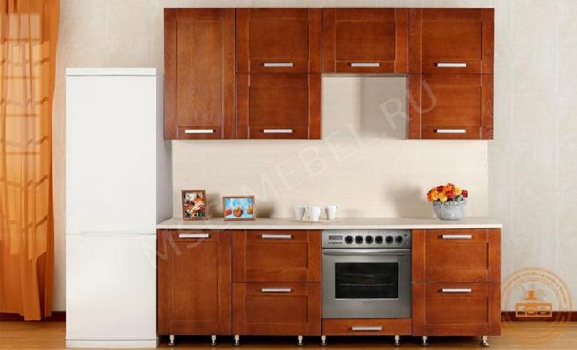 Фото Кухня Стандарт из МДФ