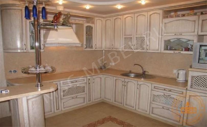 Фото Кухня в стиле прованс «Галатея»