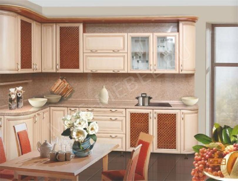 Фото Кухня из массива дерева «Кухня Палута»