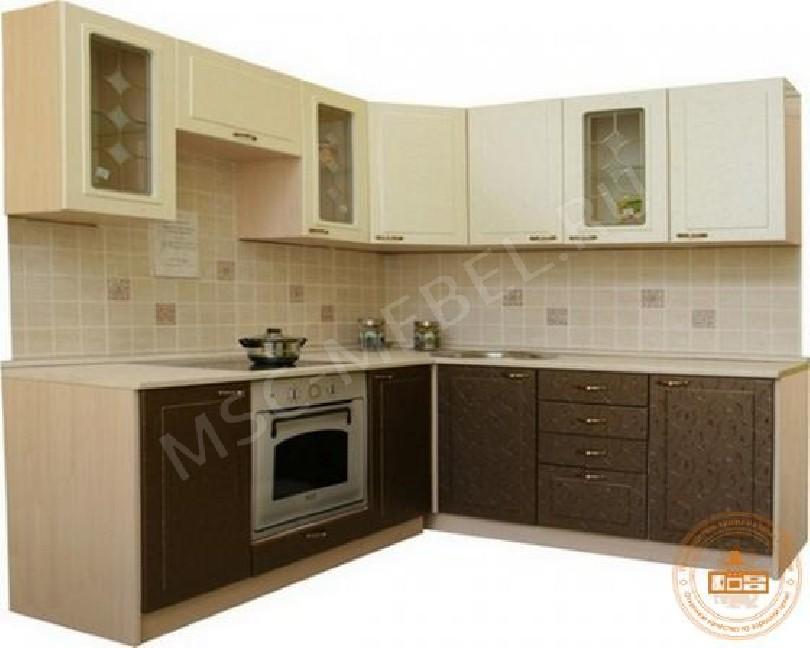 Фото Каталог кухонь «Лилия медная»