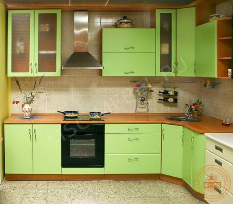 Фото Каталог кухонь «Салат перламутр 1»