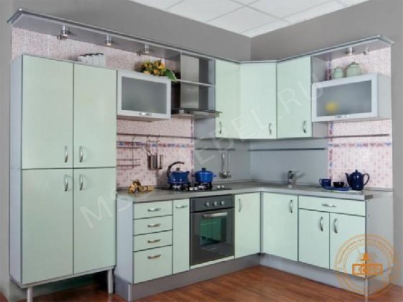 Каталог кухонь «Салат перламутр 2»