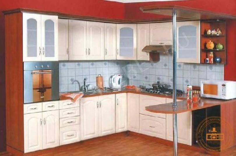 Каталог кухонь «Глория белая»