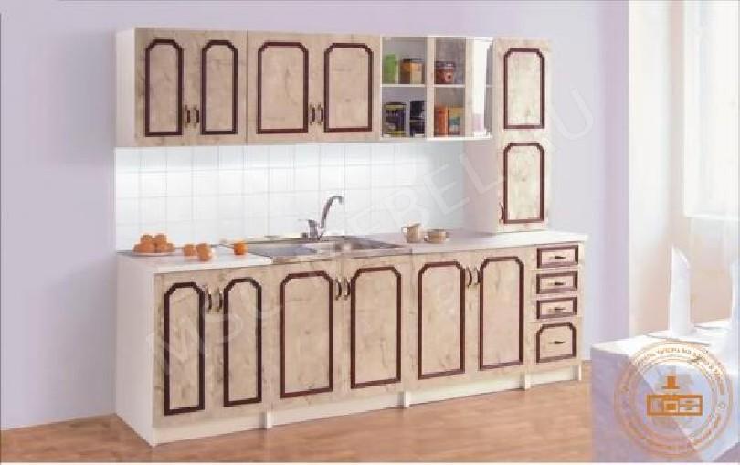 Фасады для кухни мдф пленка «Кухня Альбина»