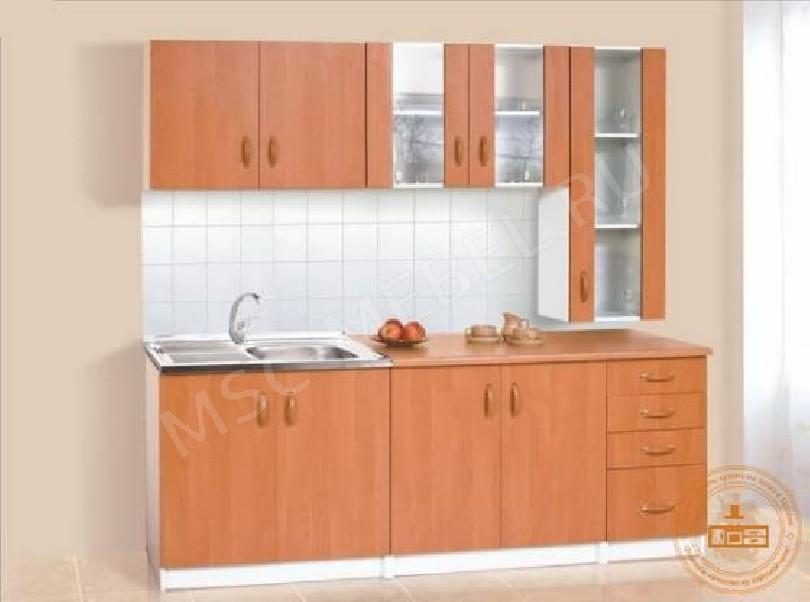 Фото Кухня «Венера» в пленке ПВХ
