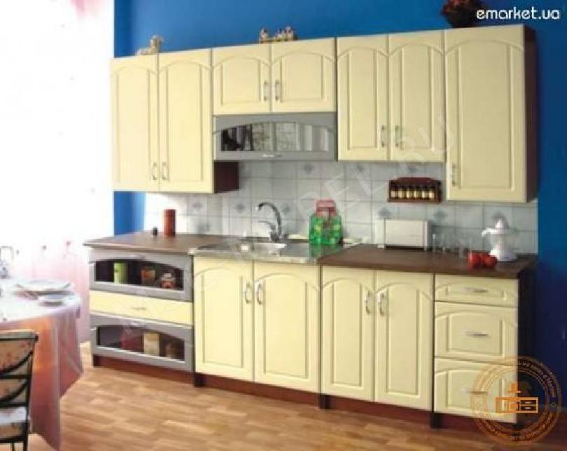 Фото Кухня «Крокус» в цвете Магнолия