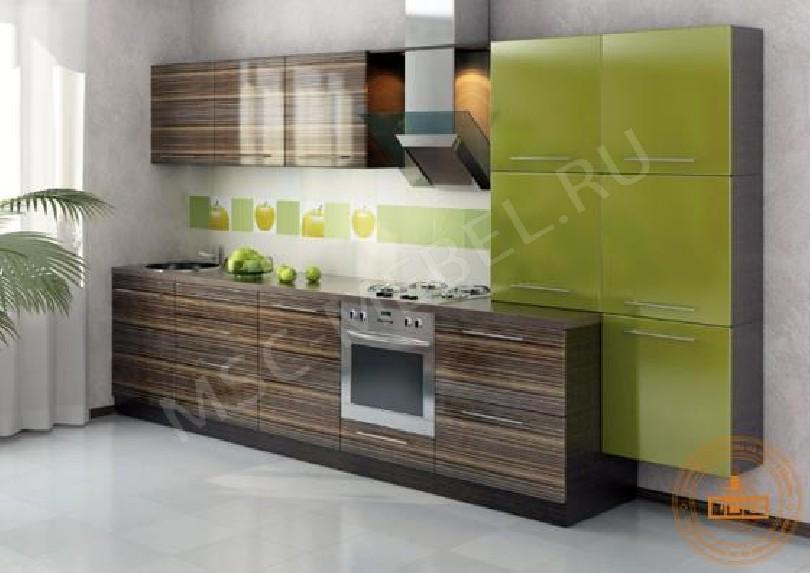 Каталог кухонь «Кухня Тюльпан 1»