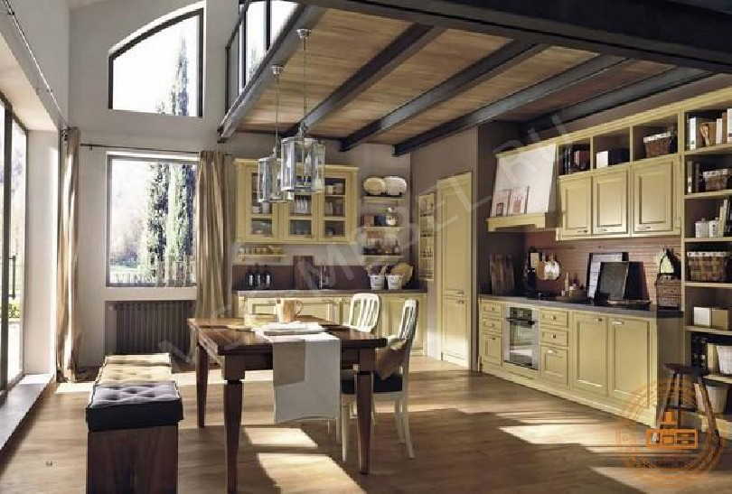 Каталог кухонь «Кухня Респект»