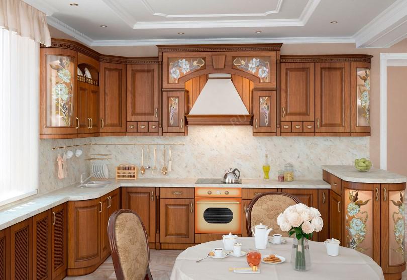 Маленькая кухня «Молчанов»