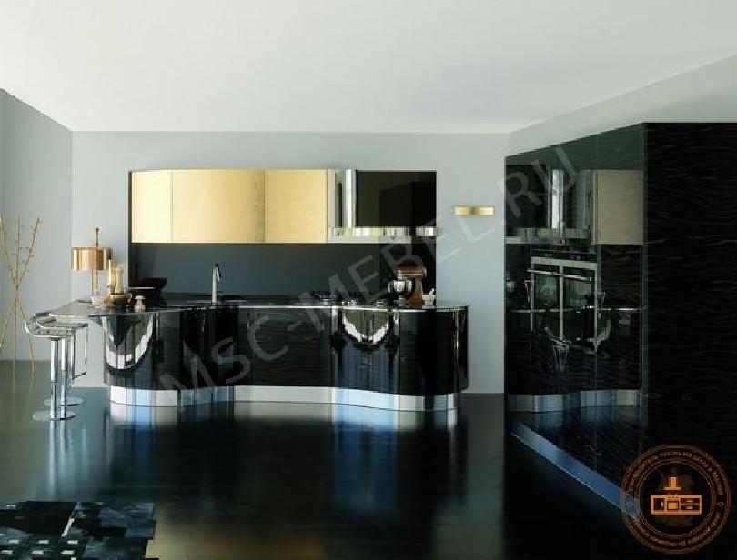 Фото Кухня Аркадия из пластика в стиле модерн