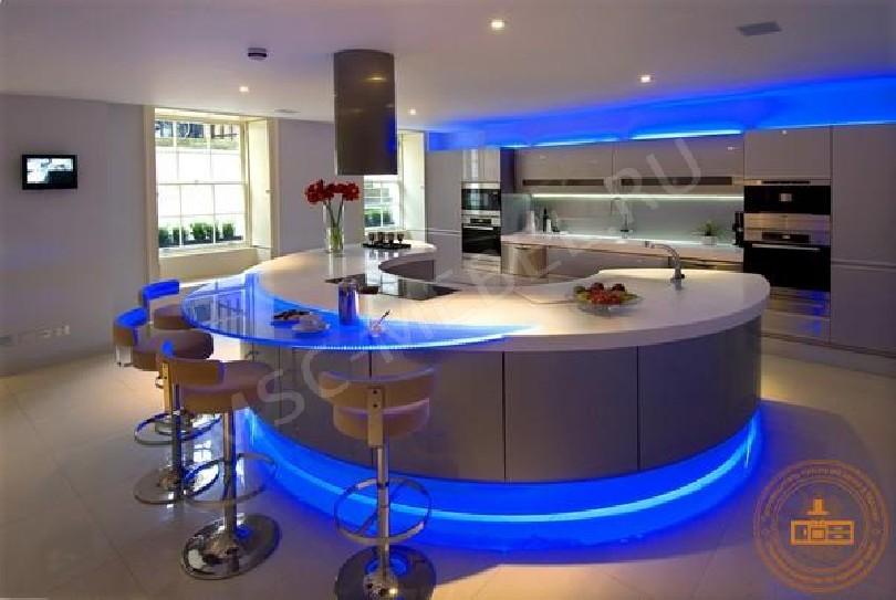 Фото Модерн кухня «Новый стиль»