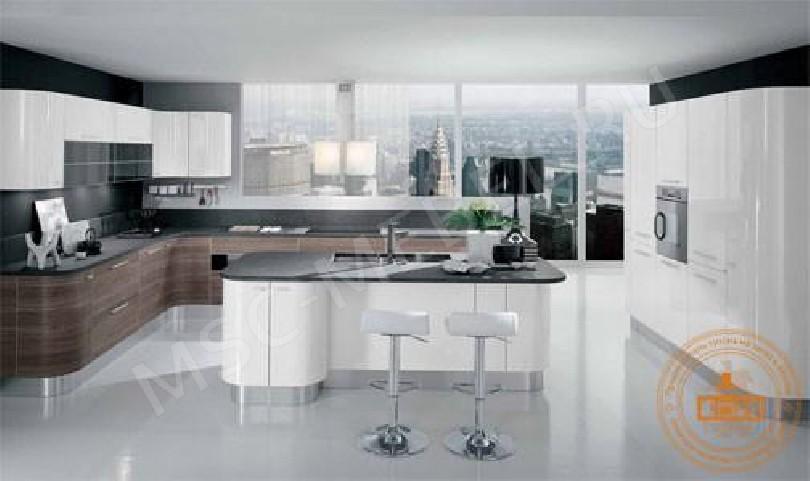 Фото Модерн кухня «Остров желаний»