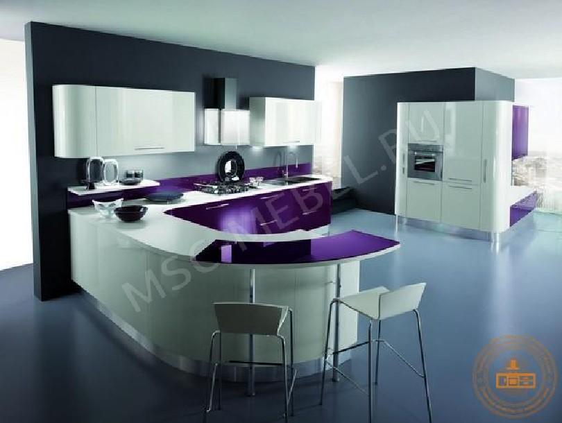 Фото Модерн кухня «Сатурн»