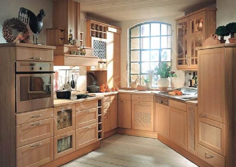 Кухня из массива дерева «Эйлин»