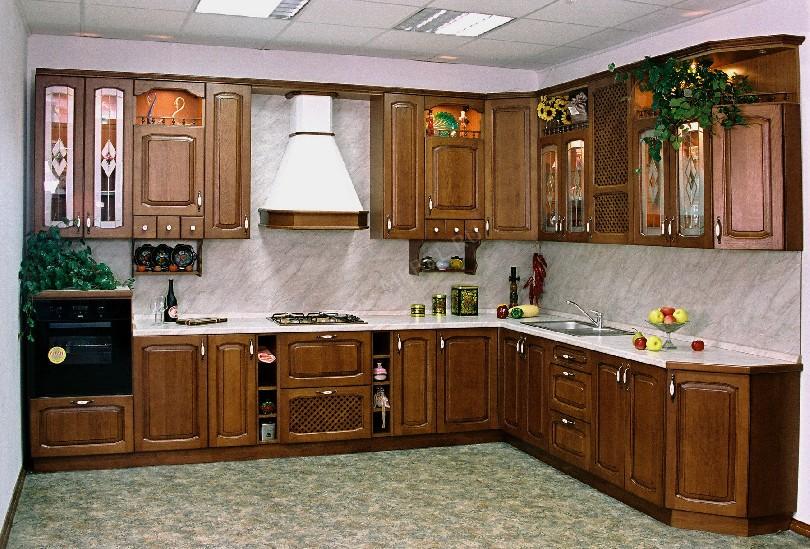 Фото Кухня в стиле прованс «Верес»