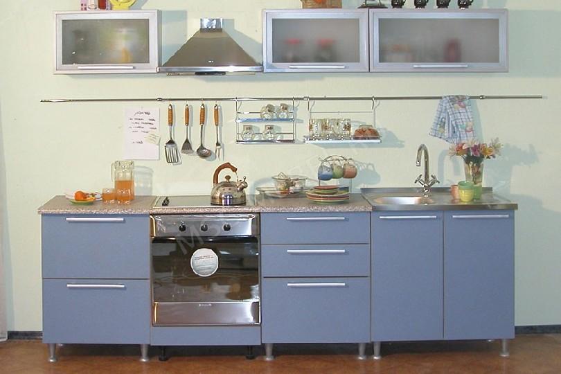 Фото Кухня из пластика «Коста»