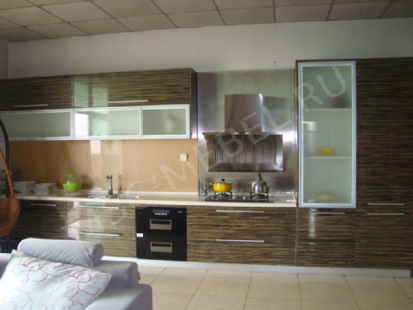 Кухня из пластика «Модерн Vio»