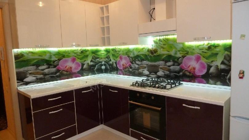 Угловая кухня «Фламинго»