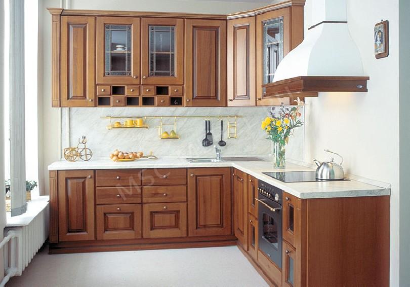 Угловая кухня Классик