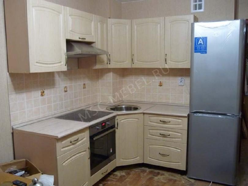 Фото Угловая кухня «Крема»