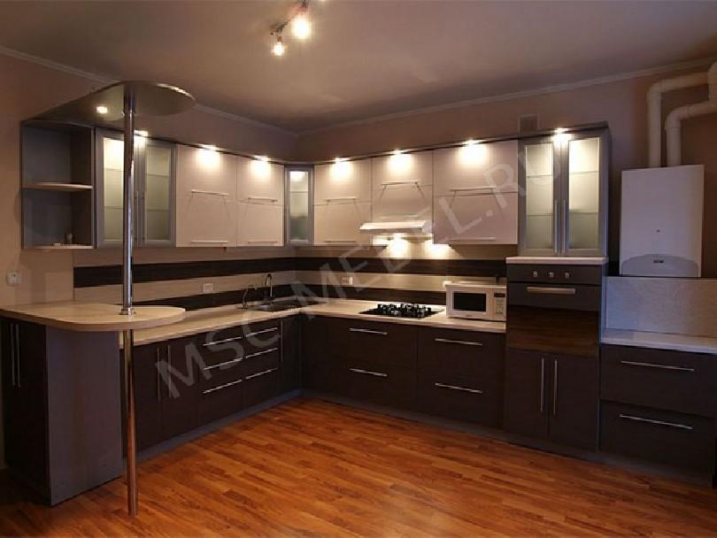 Фото Угловая кухня «Неоклассик»