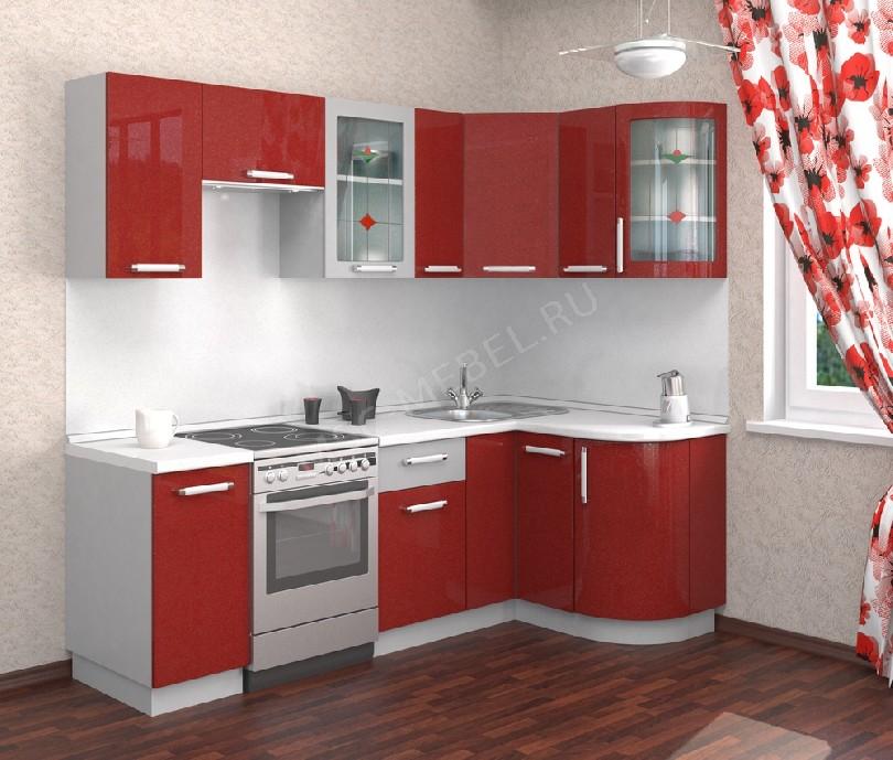 Фото Угловая кухня «Шерис»