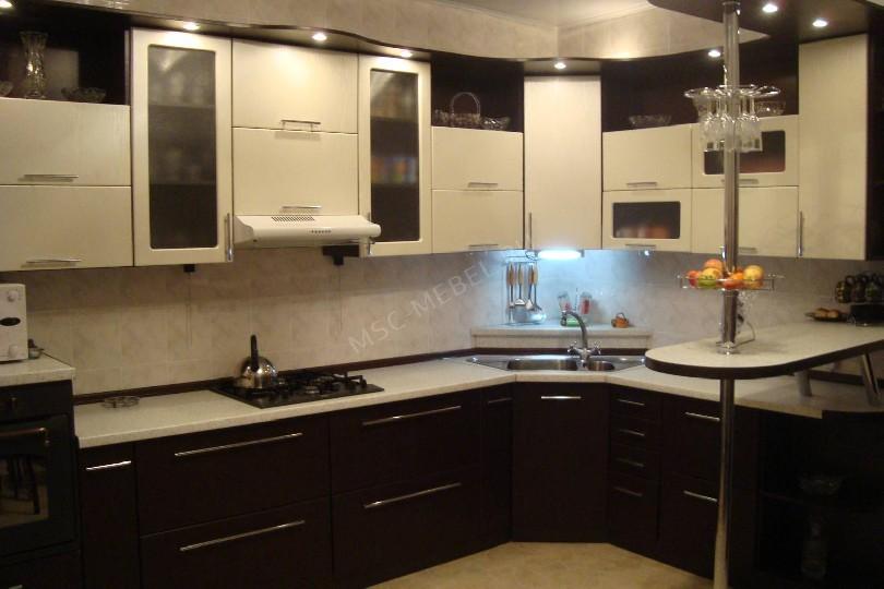 Фото Угловая кухня Уют