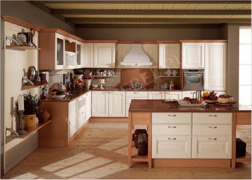 Угловая кухня Виктория