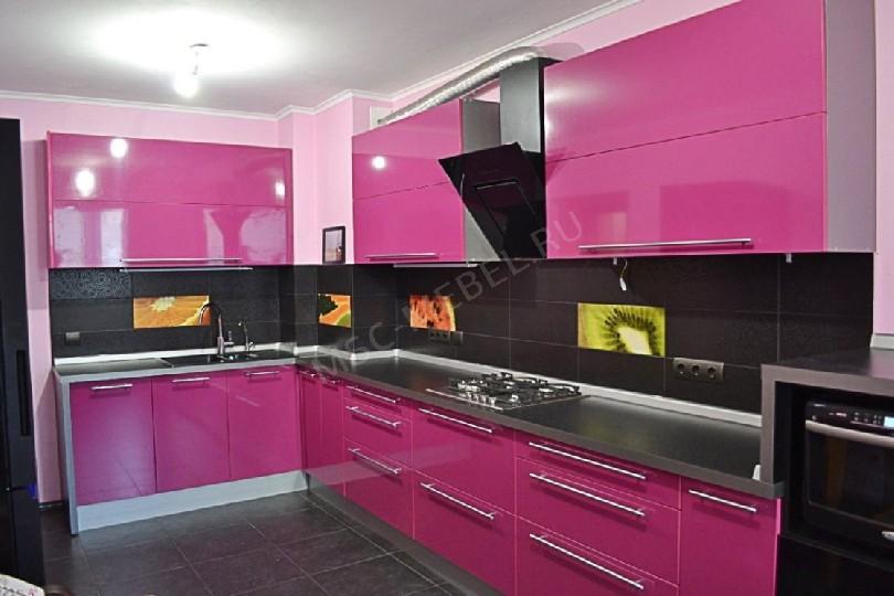 Фото Модульная кухня Блеск (артикул 28)
