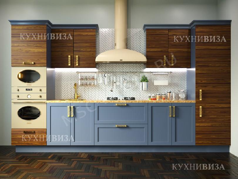 Фото Встроенная кухня Королина