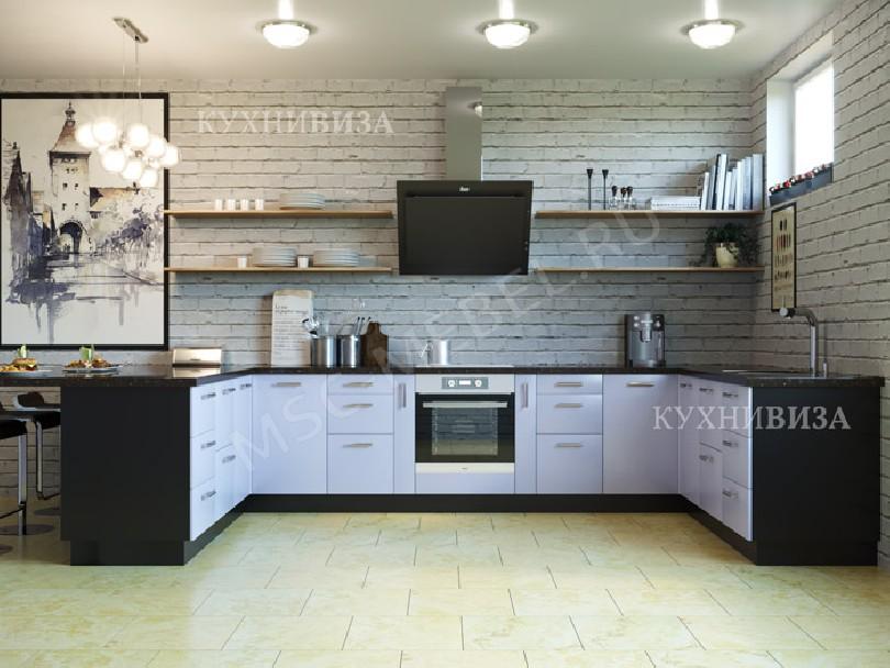 Фото Кухня Скай в стиле лофт