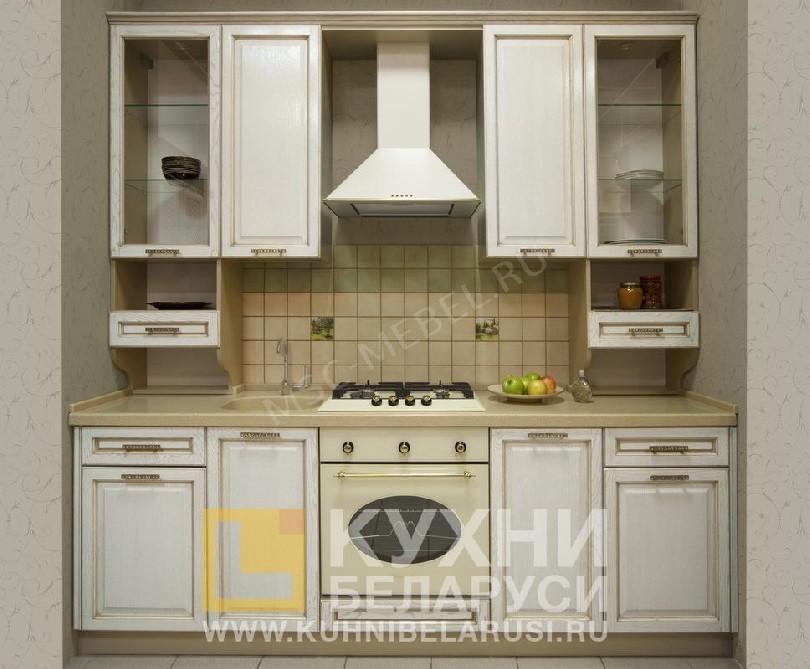 Фото Кухня Вовере из натурального дуба