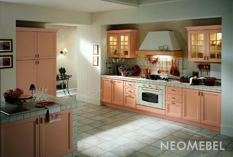 Фото Кухня Rosa в неоклассическом стиле