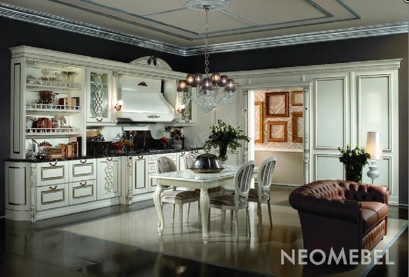 Фото Итальянская кухня Artemide laccata Tomassi