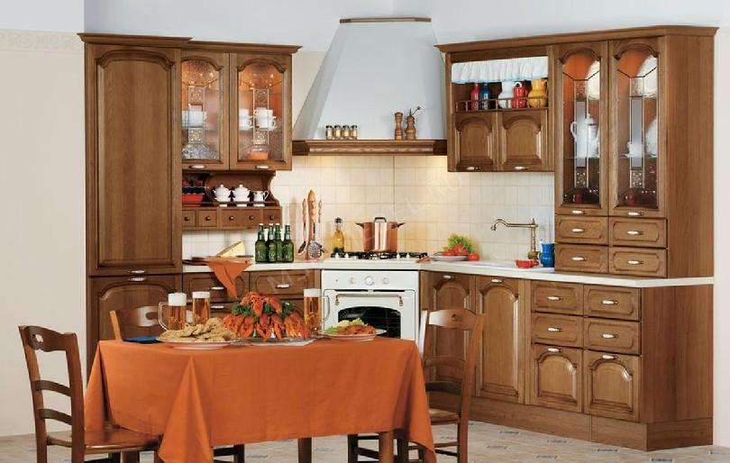 Фото Угловая кухня Маруська