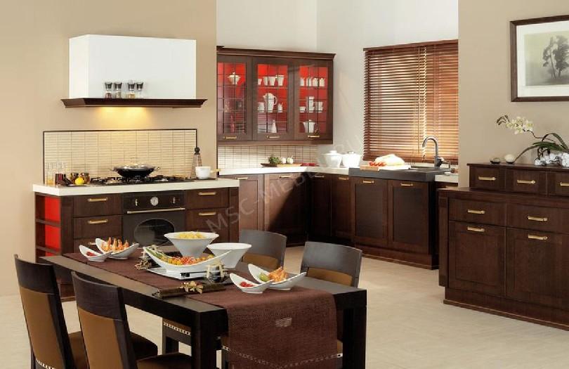 Фото Угловая кухня «Наутика»