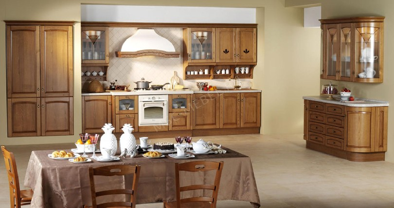 Фото Кухня Паоло