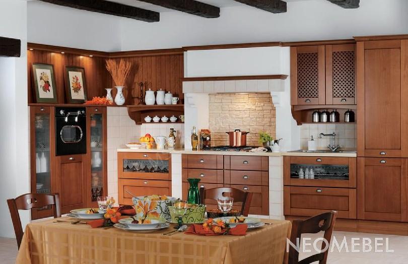 Фото Кухня Перла
