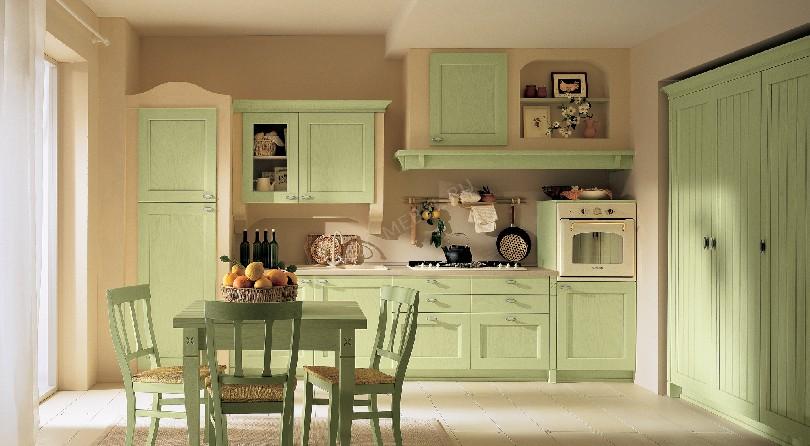 Фото Кухня в стиле прованс «VILLAGE»