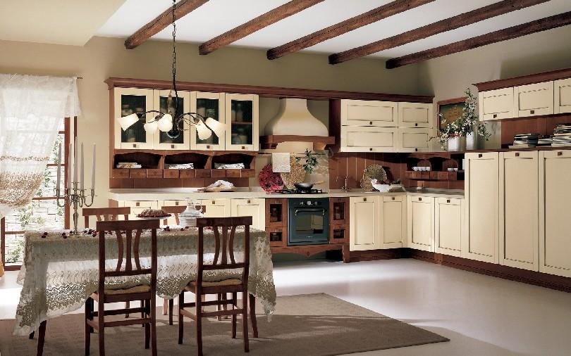 Фото Кухня в стиле прованс «PROVENZA»